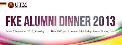 FKE Alumni Dinner 2013